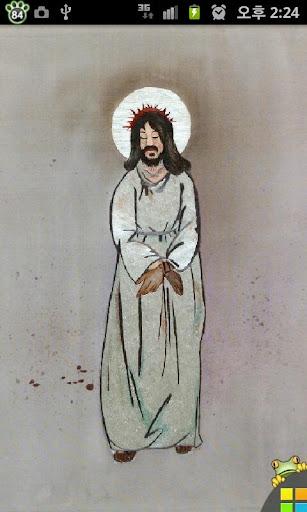 [토스] 동양자수 십자가의 길 멀티 배경화면