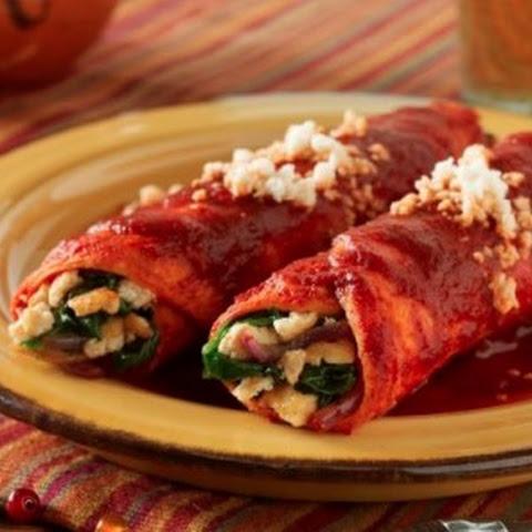 10 Best Vegetarian Enchilada Sauce | Healthy Vegetarian, Vegetarian ...