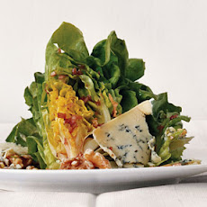 Boston Lettuce Wedges with Zinfandel Vinaigrette and Stilton