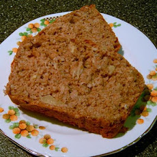 Apple-Granola Bread