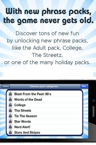Phrase Party! ( Catch it ) - screenshot