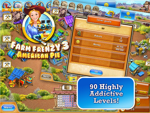 Farm Frenzy 3: American Pie - screenshot