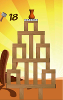 Screenshot of Crazy Tower Puzzle