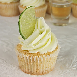 Margarita Cupcakes White Cake Mix Recipes