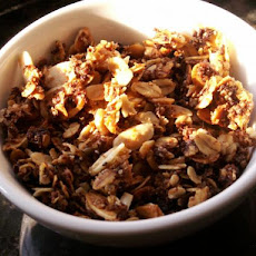 California Granola (Microwave or Oven)