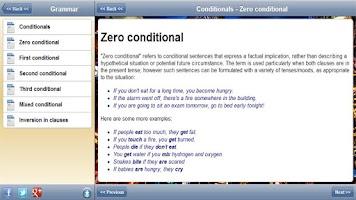 Screenshot of Compact Dictionary - Offline