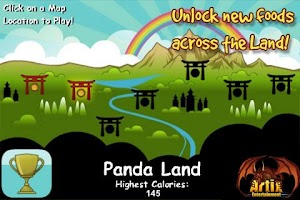 Screenshot of Fat Panda