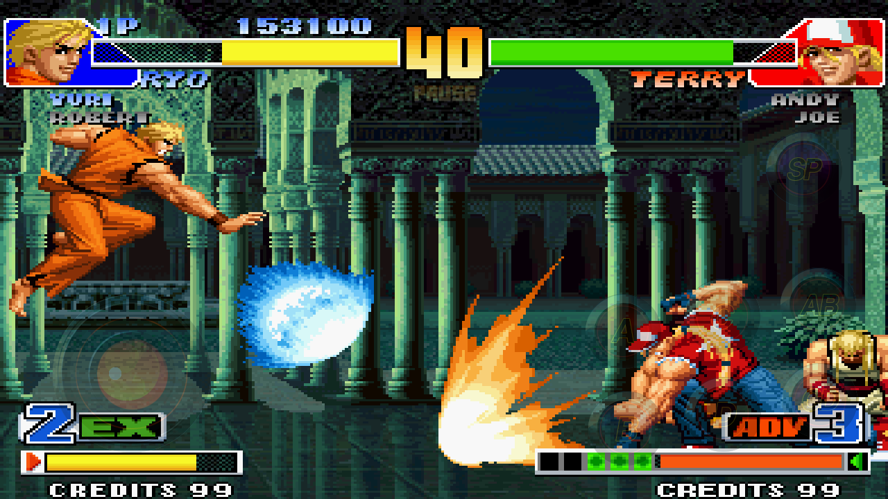 THE KING OF FIGHTERS '98 Screenshot 12