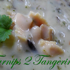 Clam n' Wild Rice Soup