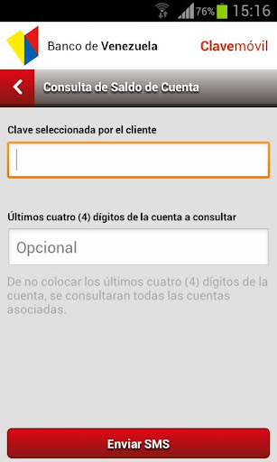 clave-movil for android screenshot