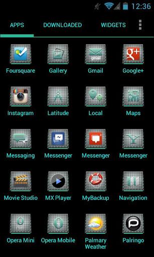 【免費個人化App】Plaid Apex/Nova Theme-APP點子