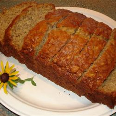Pineapple Zucchini Loaf