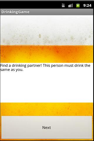 Party App - Drinking Game