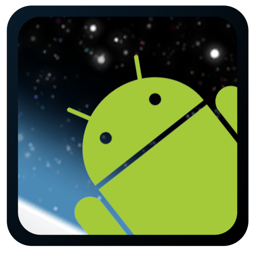 Droid in Space Live Wallpaper LOGO-APP點子