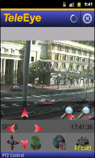 TeleEye iView HD for Phone - screenshot