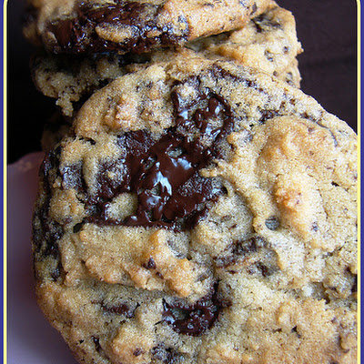Jacques Torres' Secret Chocolate Chip Cookie