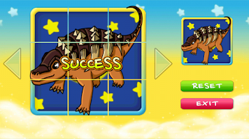 Screenshot of Dinosaur Adventure 1
