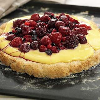 Custard Shortcake Recipes
