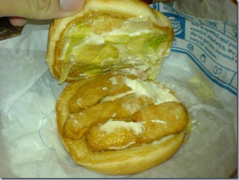 漢堡王 酥脆雞堡王餐