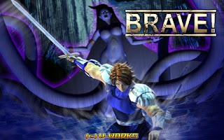 Screenshot of BRAVE