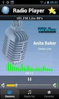 Screenshot of 1000+ Radio
