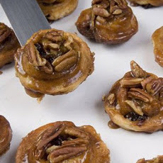 Mini Sticky Buns