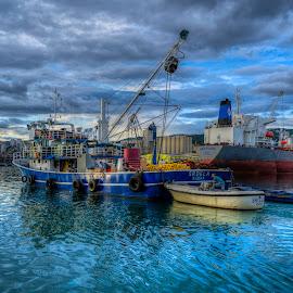 Go to The Blue by Siniša Biljan - Transportation Boats