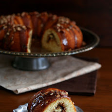 Sticky Bun Coffee Cake – Low Carb and Gluten-Free