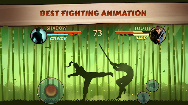 Shadow Fight 2 For Android TV APK screenshot thumbnail 1