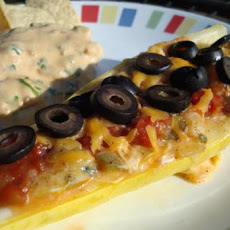 Stuffed Mexican Squash