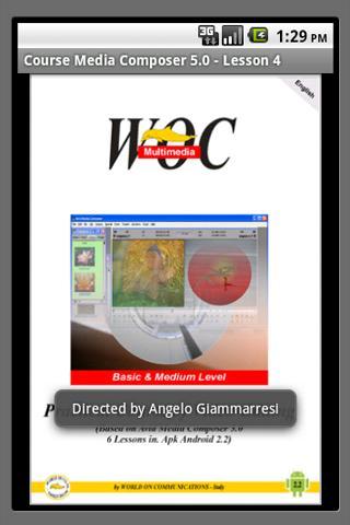 Course Media Composer 5 app.4