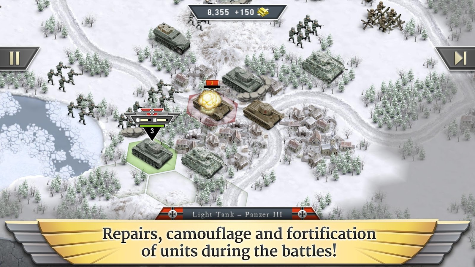 1941 Frozen Front Premium Screenshot 8