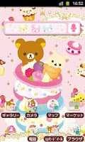 Screenshot of Rilakkuma Theme 5