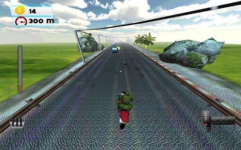 Moto Traffic Bike Racer - screenshot