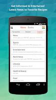 Screenshot of NewsHunt : India News | eBooks