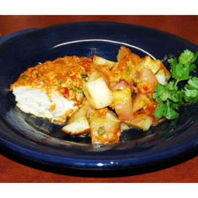 Monterey Chicken with Potatoes