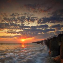 by Wahyu Mahendranata - Landscapes Sunsets & Sunrises ( bali )