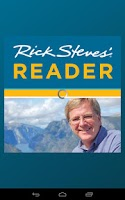 Screenshot of Rick Steves' Reader