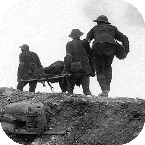 Cover art Somme Trench