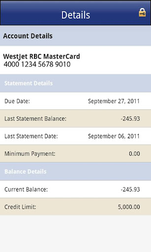 rbc-mobile for android screenshot