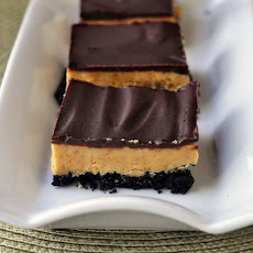 Oreo Peanut Butter Bars