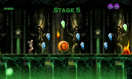 temple-runner-grave for android screenshot