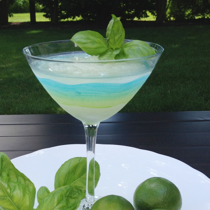 Basil Lime Martini Recipe | Yummly