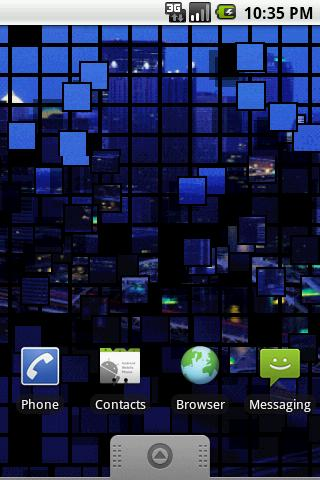 Photo Puzzle Live Wallpaper