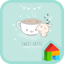 sweet latte dodol theme