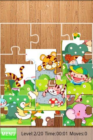 Yoジグソーパズル:子供たちが埋める|玩解謎App免費|玩APPs