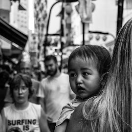 Untitled  by Samy St Clair - People Street & Candids