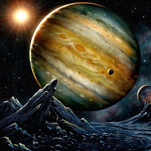 Planet - PuzzleBox LOGO-APP點子