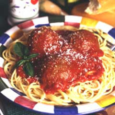 Savory Meatballs & Sauce (8 Servings)