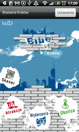 Kraków Bluesend